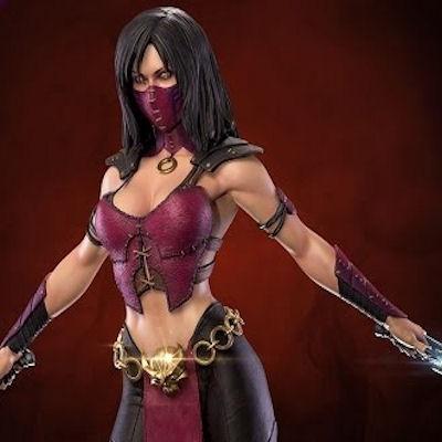 Mortal Kombat X - Statue 1/3 Mileena - PCS Collectibles