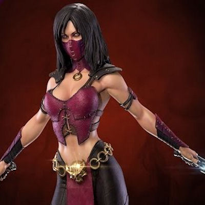 Mortal Kombat X - Statue 1/3 Mileena - PCS Collectibles