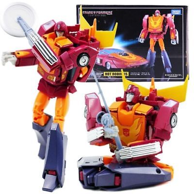Transformers Masterpiece Hot Rodimus