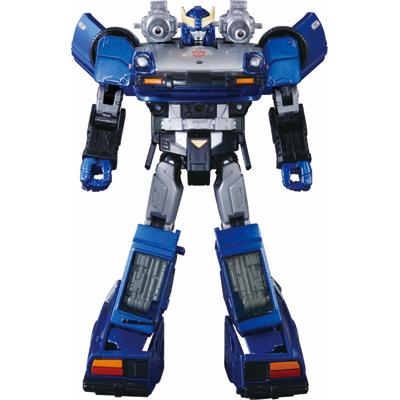 Transformers Masterpiece Bluestreak