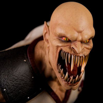 Baraka Statue (1:4) - PCS Collectibles