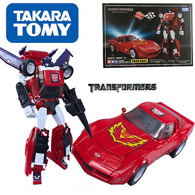 Transformers Masterpiece Road Rage