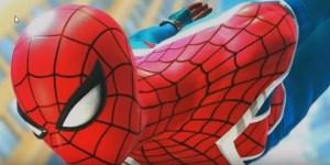 Comic Origins Spider-Man PS4 Suits