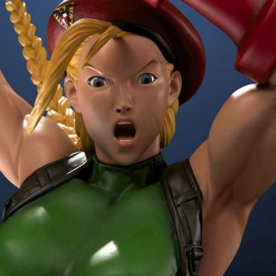 Street Fighter Cammy 1/4 Statue - PCS Collectibles