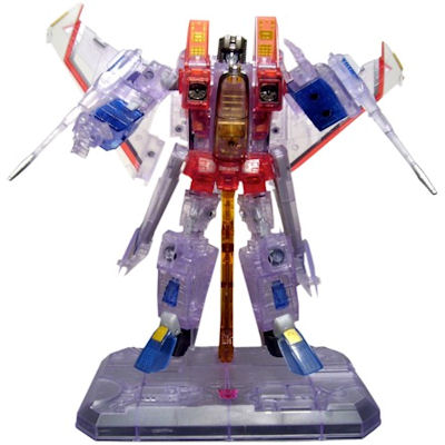 Transformers Masterpiece Ghost Starscream MP-03G