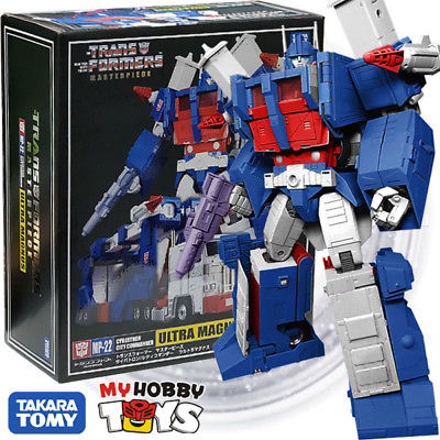 Transformers Masterpiece Ultra Magnus MP-22-Takara / Tomy