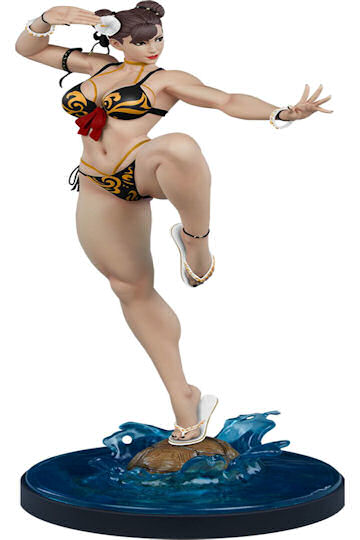 Street Fighter Chun-Li Player 2 1/4 Scale Statue - PCS Collectibles