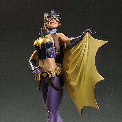 Bombshells Batgirl Statue