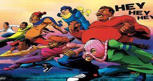 Notorious BIG Hypnotize & Fat Albert 80's Cartoons