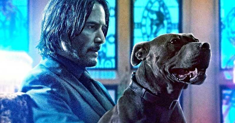 John Wick 3  PARABELLUM - 9 x Movie Posters Cast Reveal - Epic Heroes Exclusive