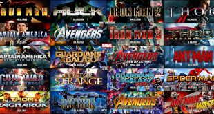 Marvel Movies by Marvel Studios