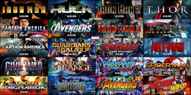 Marvel Movies Marvel Studios