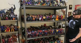 Amazing Toy Collection , Hot Toys , Marvel Legends , Funko Pops