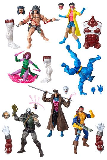 Marvel Legends 2019 Action Figures epicheroes - Hasbro Toys