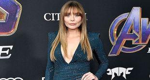 Celebrity Interview Elizabeth Olsen #Marvel #Avengers Endgame Prem