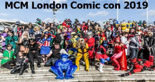 MCM London Comic Con - May 2019 - Video Tour , Cosplay , Cool Stuff & More