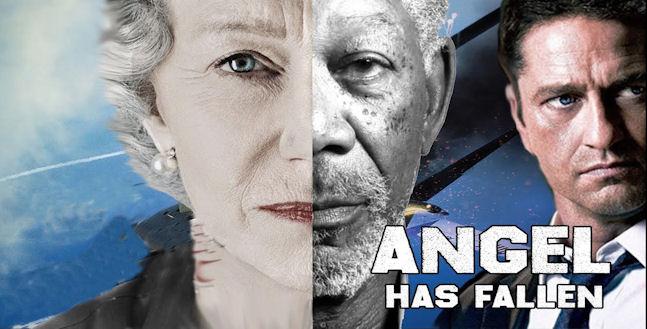 Angel Has Fallen - New #Movie #Trailers - With #MorganFreeman & Gerard Butler - Lionsgate Films
