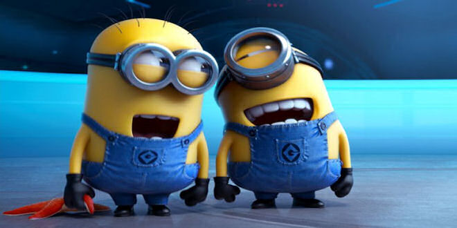 "Minions Full Animated Short Film ""The Competition"" HD"