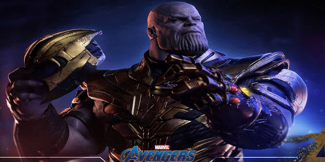 Hot Toys Avengers Endgame Action Figures - epicheroes Presale Collection