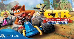 Crash Team Racing Nitro-Fueled - 20Mins Gameplay - PlayStation Underground