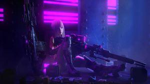 Cyberpunk Sci Fi Wallpapers - epicheroes 25 x Image Gallery - HD