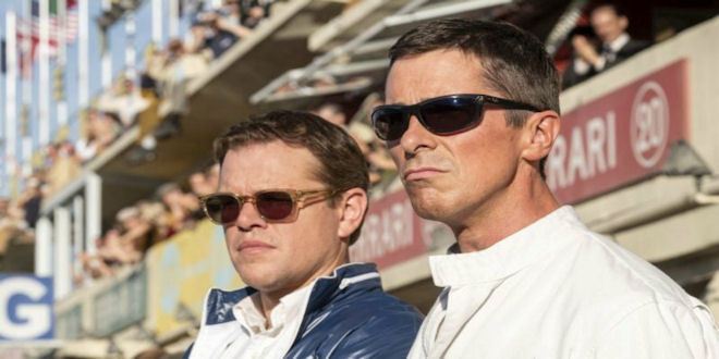 Ford v Ferrari - New Movie Trailers 2019 - Award-winners Matt Damon & Christian Bale