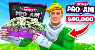 Fortnite Pro Am