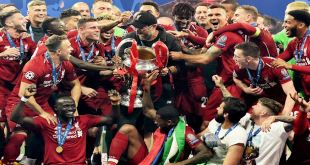 UEFA Short Film never seen footage of Liverpool's Champions League triumph.