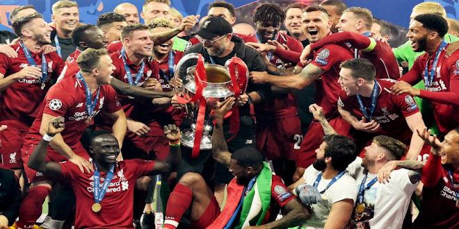 UEFA Short Film footage of Liverpool's Champions League triumph