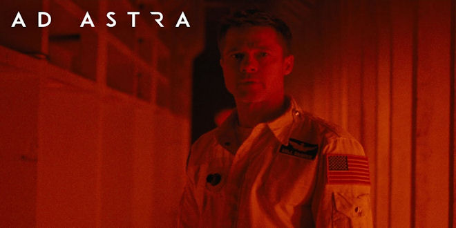 Ad Astra Trailer - New Space Movie w/ Brad Pitt & Liv Tyler - 20th Century Fox