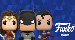 Funko Pop DC Comics - 50 x Action Figures Range 19/2020 - epicheroes Presale List