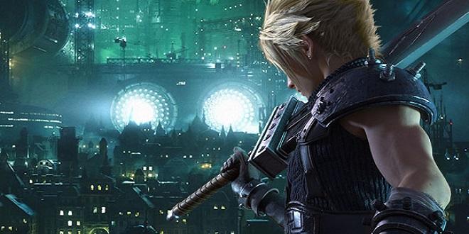 Final Fantasy VII Remake Trailer PS4 - Tokyo Game Show 2019