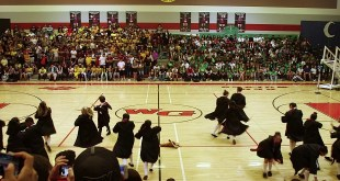 Harry Potter Homecoming - Incredible High School Dance Academy