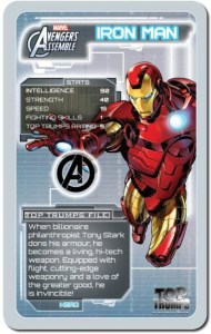 Top Trumps Unboxing Iron Man