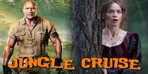 Jungle Cruise Movie Walt Disney Pictures - Trailer w/ Dwayne Johnson & Emily Blunt.