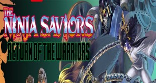 Ninja Saviors Art