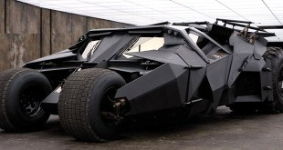 Batmobile how much it would cost to run Jurassic Park or the Death Star