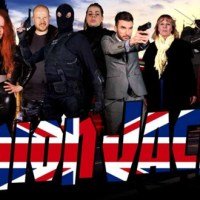 Marvel Union Jack Movie - Fan Film