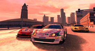 Driving in Games : What Racing Games