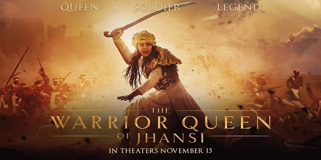 Warrior Queen of Jhansi Movie Trailer - True Story of a Real Wonder Woman !! RoadsideFlix