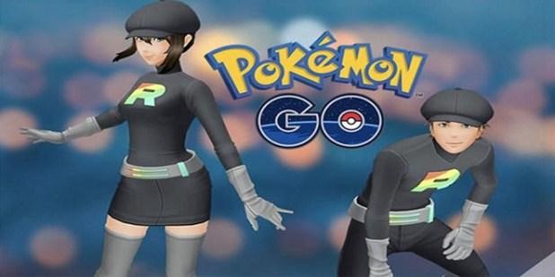 Pokemon Go Releases Team Rocket Inspired Update