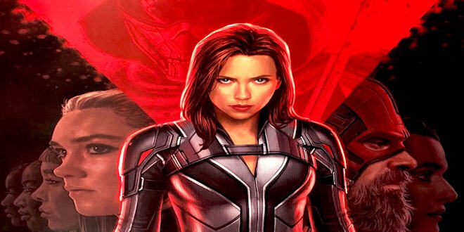 Marvel Studios Black Widow Trailer Scarlett Johansson - Disney Pictures