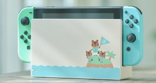 Look at this gorgeous Animal Crossing-themed Switch • Eurogamer.net