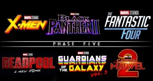 Marvel phase 5 slate revealed with xmen fantastic 4 deadpool and avengers 5 explained in hindi