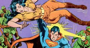 When Superman and Lois Lane Fought Against Idi Amin