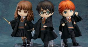 Harry Potter Action Figures - Nendoroid Doll Set of 3 - by Good Smile Co