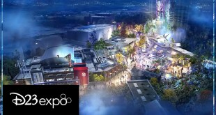 Avengers Campus: Coming to Disney California Adventure Park and Disneyland Paris!