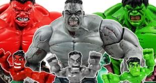 Avengers vs Thanos Battle! Go~! Spider-Man, Iron Man, Hulk, Captain America, Thor, Venom, Peppa Pig