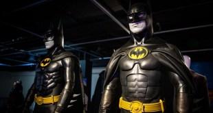 Batman Museum Costumes and Props Tour!