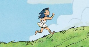 Bringing Excitement, Joy and Kangas to Diana: Princess of the Amazons